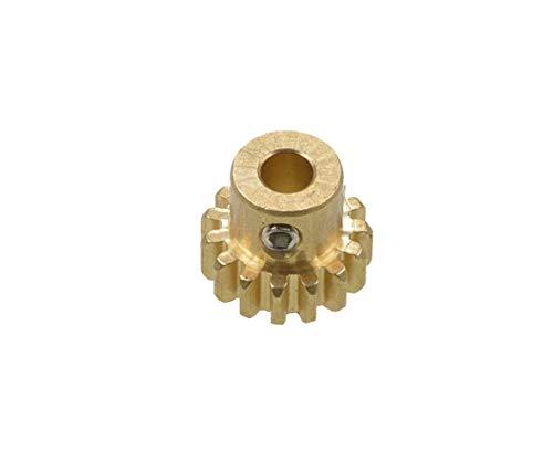 Carson 500405322 - Modellbauzubehör: FY8 Motorritzel 15 Zähne Modul 1