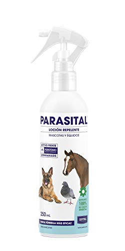 Zotal Parasital Spray Antiparasitario Externo para Perros