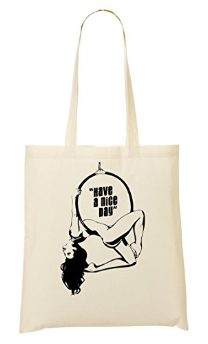 Have A Nice Girl Tote-tas