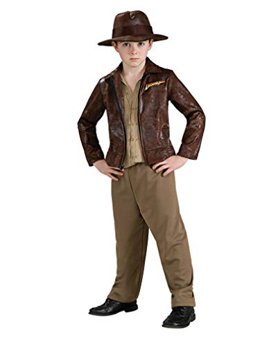 Horror-Shop Indiana Jones Deluxe Child Costume M