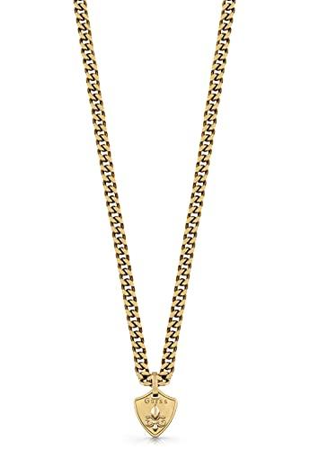 GUESS Collar Curb Shield UMN70009 para Hombre