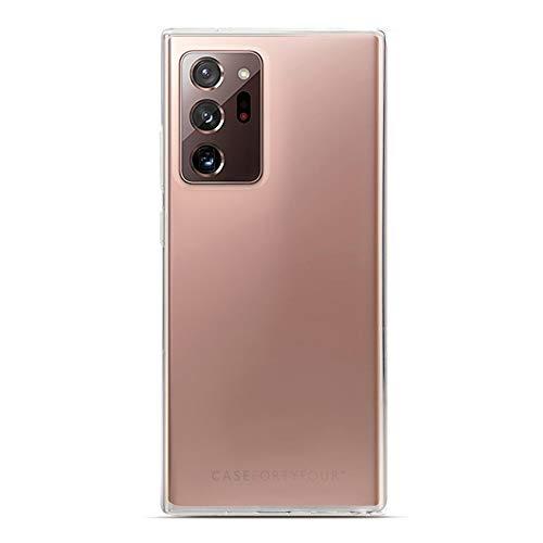 Hülle FortyFour Nr. 1 Schutzhülle für Samsung Galaxy Note 20, ultradünn, leicht, transparent
