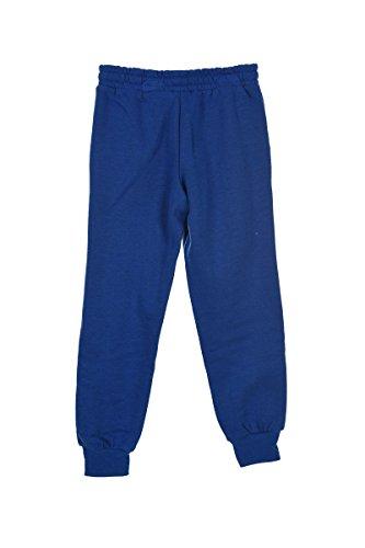 MINIONS - Jungen Sporthose Hose Kinder Jogginghose blau Größe 104