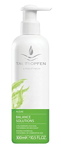 Tautropfen Balance/Alge, Vitalisierendes Duschgel für normale bis Mischhaut, 300 ml