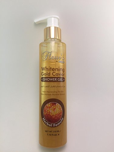 Whitening Gold Caviar Shower Gel 210 ML