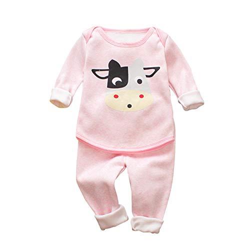 MUMEOMU Babykleidung Satz, Kleinkind Jungen Mädchen Kleidung Outfits, Neugeborenes...