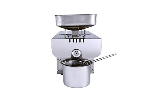 Best Stainless Steel Edible Home Use Oil Maker Machine || Cold Press Oil Press Machine || Made in India