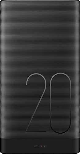 Huawei 55030141 Powerbank 'AP20' mit 20.000 mAh Kapazität Schwarz
