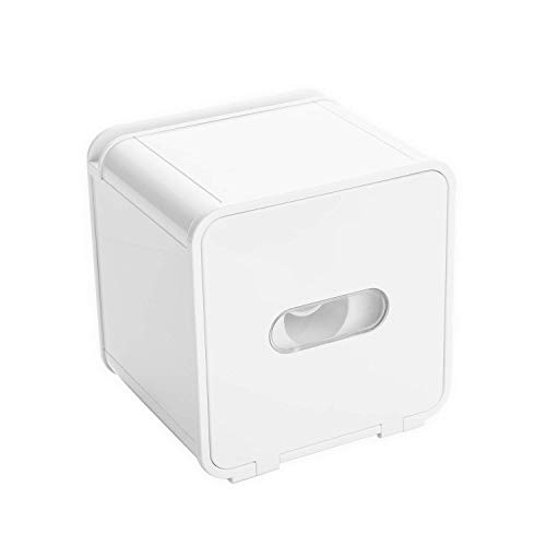 KaryHome Cat Proof All Covered Toilet Paper Holder Box