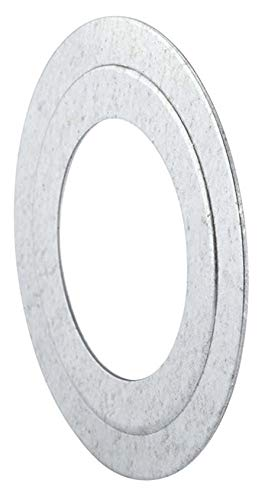Halex 96841 2 Count 1-1/4-Inch X 1/2-Inch RGD Reducing Washer by Halex