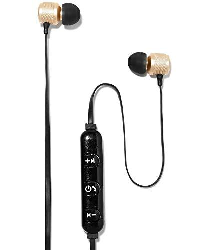 Polaroid Wireless Bluetooth Rose Metallic Earbuds