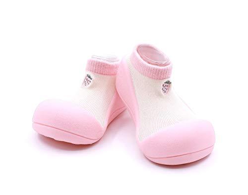 Attipas-Zapatos Primeros Pasos-Modelo Fruit- Rosa- T-19