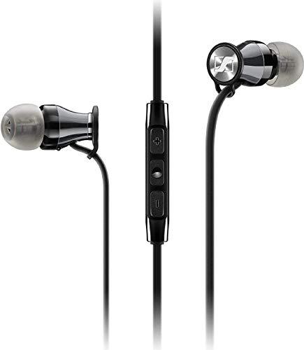 Sennheiser 506815 Momentum In-Ear-Kopfhörer (für Samsung Galaxy) schwarz/chrom