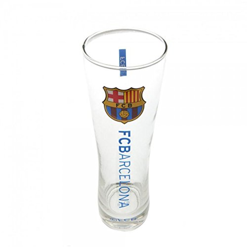 all4yourparty Barcelona FC Bier Glas Peroni Pint Glass Bierglas Fußball Football Boccale Barca