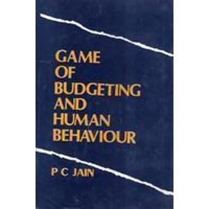 Game of Budgeting and Human Behaviour