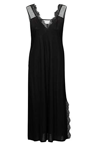 Rösch FÉRAUD Couture 3191276 Winter Surprise Nachtkleid mit Spitze 42 Ivory