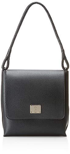 Fly London Leni647fly, Sacs portés épaule femme, Noir (Black), 15x26x32 cm (W x H L)