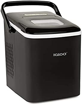 Igloo Automatic Self-Cleaning Electric Countertop Ice Maker Machine