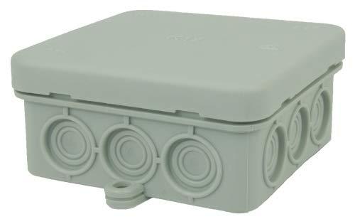 Lot de 10 boîtes de dérivation pour pièces humides K12 (EM011) 85 x 85 x 40 cm