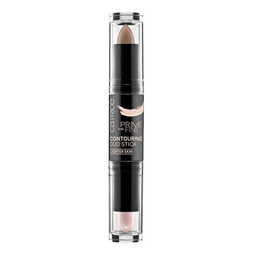 Catrice - Konturstick - Prime And Fine Contouring Duo Stick - 010 Lighter Skin