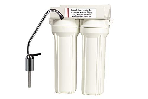 Custom Double Undercounter Water Filter Purifier – Doulton Ceramic - Key Features