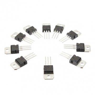 10 Stück TIP120 NPN TO-220 Darlington-Transistoren