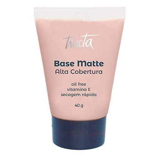 Base Matte Alta Cobertura 01, Tracta, Pele