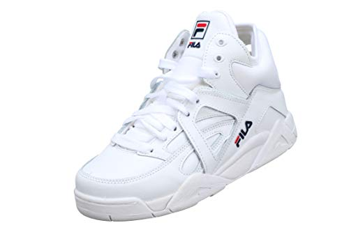 Fila Cage Mid Wmn Sneakers Bianco 1010292.1FG (40 - Bianco)