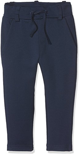 Name It Nitida Pant MZ Pantalon, Bleu (Dress Blues), 92 Bébé Fille
