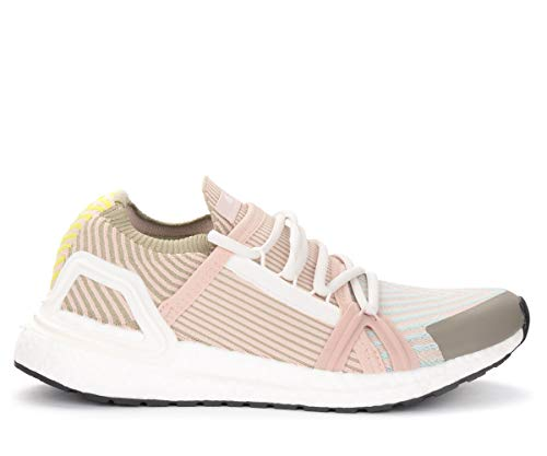 adidas by Stella McCartney Sneaker Ultraboost 20 S Rosa Perlato, Taglia UK: 5