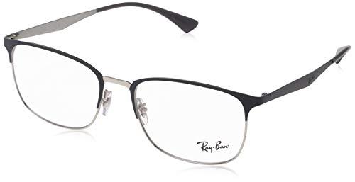 Ray-Ban Unisex-Erwachsene 0rx 7097 5632 47 Brillengestell, Türkis (Turquoise)