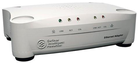 PC - Corinex PowerNet Ethernet Adapter
