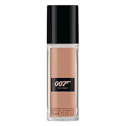 James Bond 007 For Women – Deodorant Spray – Orientalisch-blumiges Damen Deo - wie für ein Bond Girl geschaffen – 1er Pack (1 x 75ml)
