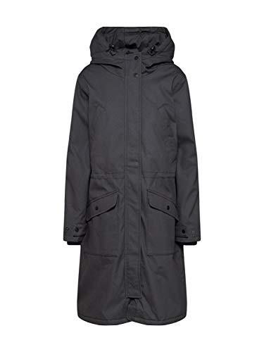 FORVERT Jackets Chevak Frauen Winterjacke dunkelgrün S 100% Baumwolle Basics