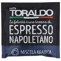 600 CIALDE CAFFE TORALDO MISCELA 100% ARABICO per Grimac