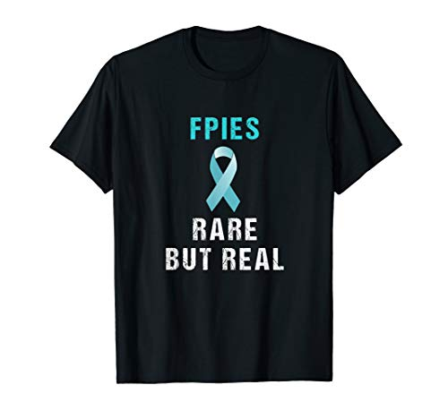 FPIES Rare But Real Food Allergies Awareness Shirt