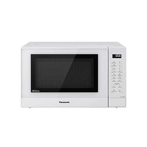 Panasonic NN-ST45KWBPQ Solo Microwave Oven with Turntable, 32 Litres, White