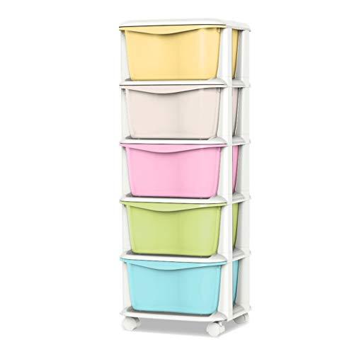 TXXM manufacture Cajonera de almacenamiento con costuras para armario, cajón de almacenamiento, armario de baño, cocina (color: helado A, tamaño: 37 cm)