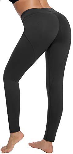 RUNNING GIRL Butt Lifting Leggings,Scrunch Butt Shaperwear Compression Leggings Workout Yoga Pants