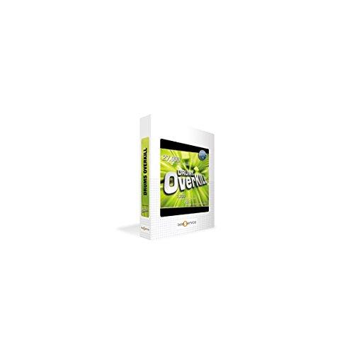 クリプトン・フューチャー・メディア DRUMS OVERKILL/KP5 [電子ドラム音源(Win/Mac)]