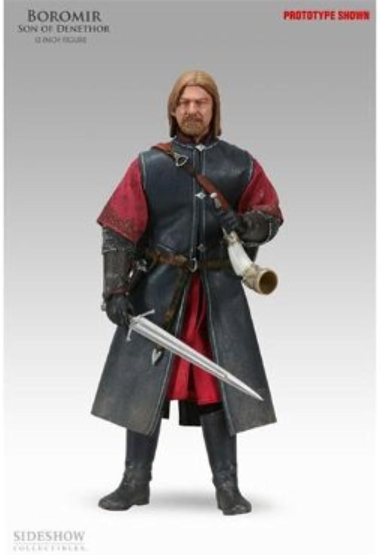 Sideshow Weta Herr der Ringe Actionfigur 1 6 BGoldmir Son of Denethor  Lord of the Rings
