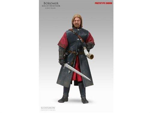"Lord of the Rings Boromir 12"" Figure"