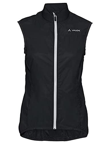Vaude Damen Weste Women\'s Air Vest III, Black Uni, 40, 40807