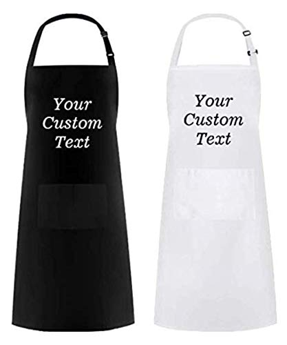 Brighttexts Custom Apron Personalized Apron For Women Or Man