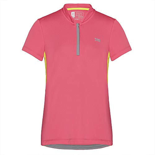 TAO Sportswear W T-shirt à manches longues avec fermeture Éclair, Art déco, Taille 34