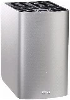 WD My Book Thunderbolt Duo 4TB External Dual Hard Drive Storage with RAID