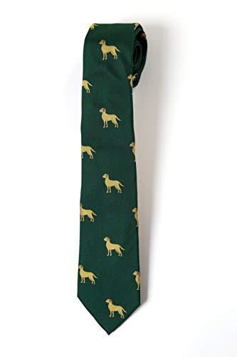 KRAWATTENDACKEL Hunde Krawatte Grün Krawatte Setter Gold
