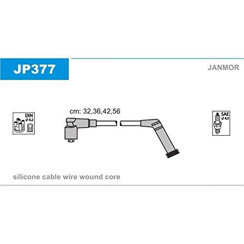 Janmor JP377 Zündleitungssatz