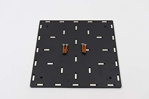 XBaofu 1set BLV MGN Cube 3D-Drucker Beheizbare Bed 6 mm Aluminium-Druckplatten Magneten for BLV CR-10 3D-Drucker (Größe : Option 2)