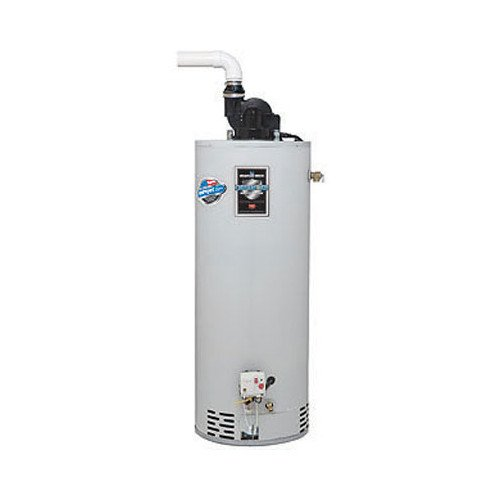 50 Gallon - 40,000 BTU TTW Power Vent Energy Saver Residential Water Heater (Nat Gas)